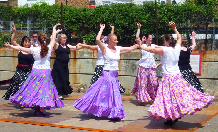Flamenco is alive and well in Essex